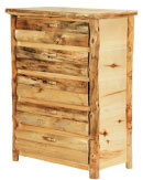 Rustic Arts 5-Drawer Chest