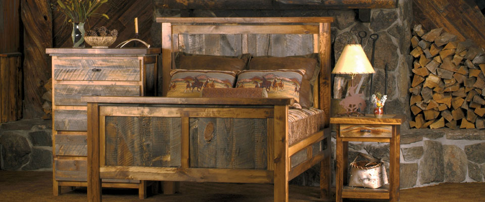 Lodge Style Furniture Colorado