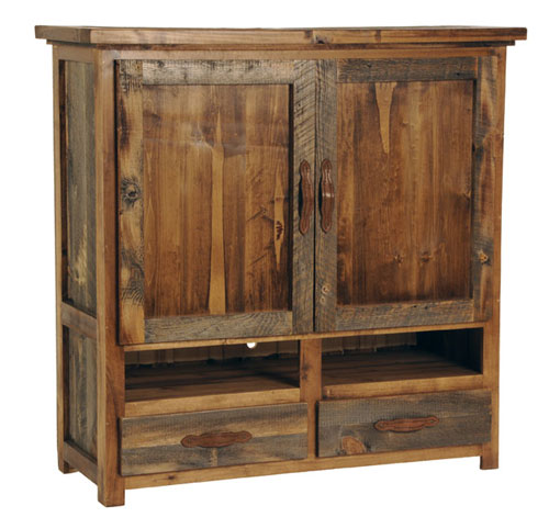 Beau WY Collection Armoire For TV