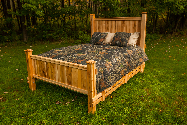 Mossy Oak 174 Nativ Living Mountain Maple Bed Mountain